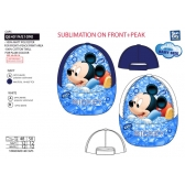 Mickey Mouse baby summer cap