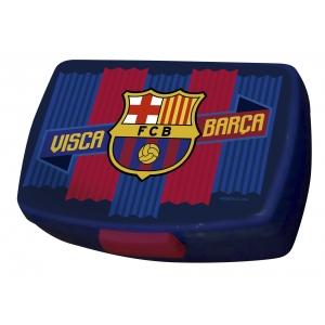 Pudełko śniadaniowe FC Barcelona