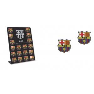 Znaczek magnetyczny FC Barcelona