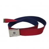 FC Barcelona Cotton Belt with adjustable buckle