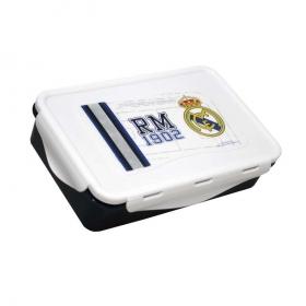 Pudełko śniadaniowe hermetyczne Real Madryt