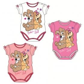 Body niemowlęce Zakochany Kundel