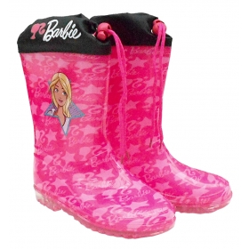 Kalosze Barbie