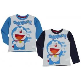 Bluzka długi rękaw Doraemon