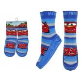 Cars boys slipper socks