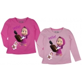 Masha and Bear long sleeve t-shirt