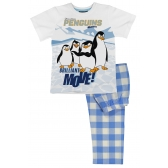 Penquins of Madagascar pajamas
