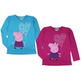Peppa Pig long sleeve t-shirt