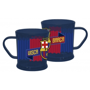 Kubek plastikowy FC Barcelona