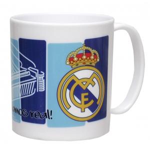 Kubek plastikowy Real Madryt