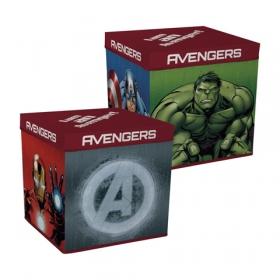 Pudło na zabawki Avengers