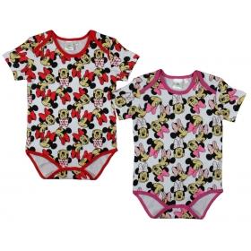 Body niemowlęce Myszka Minnie