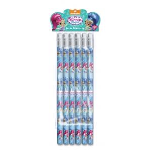 Zestaw ołówków – 6 szt. Shimmer i Shine