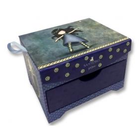 Pudełko na biżuterię Gorjuss Santoro London