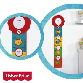 Miarka wzrostu Fisher Price