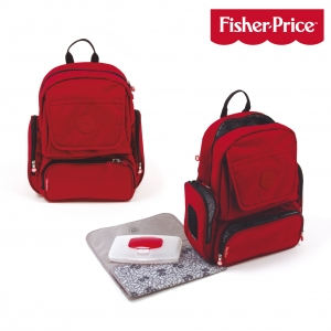 Torba pielęgnacyjna z przewijakiem Fisher Price