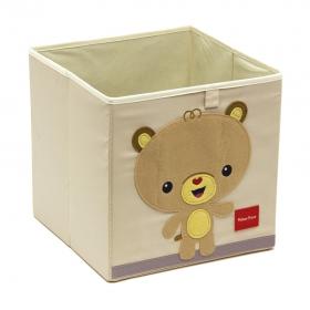 Pudełko do przechowywania – miś Fisher Price