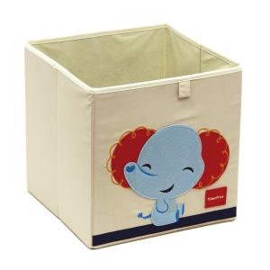 Pudełko do przechowywania – słoń Fisher Price