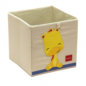 Pudełko do przechowywania – żyrafa Fisher Price