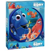 Finding Dory wall clock