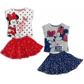 Minnie Mouse t-shirt and skirt set