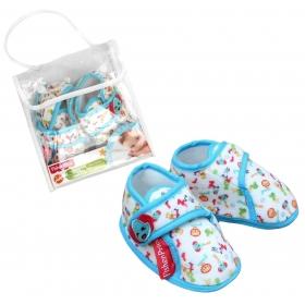 Buciki / kapcie niemowlęce - słoń Fisher Price