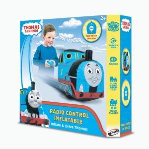 Sterowana dmuchana zabawka Tomek i Przyjaciele