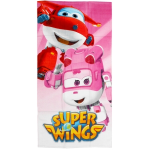 Ręcznik kąpielowy / plażowy Super Wings