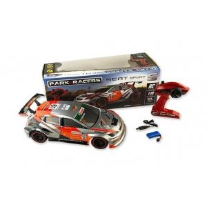 Sterowany samochód Seat Leon Eurocup