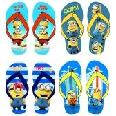 Minions flip flops