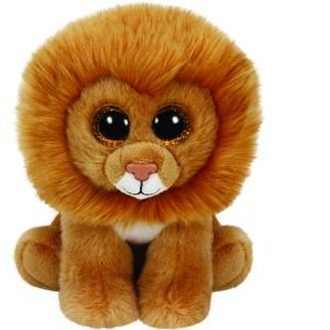 Maskotka lew Beanie Babies 15 cm
