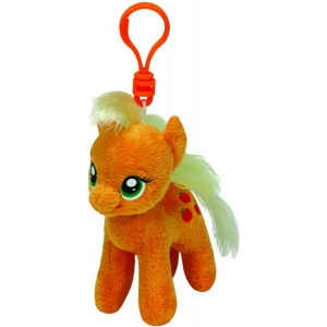 Brelok pluszowy do kluczy Apple Jack My Little Pony 11 cm
