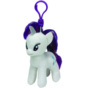 Brelok pluszowy do kluczy Rarity My Little Pony 11 cm