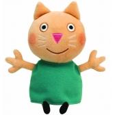 Maskotka Candy Cat Świnka Peppa 15 cm