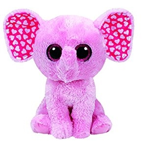 Maskotka elephant Beanie Boos 24 cm
