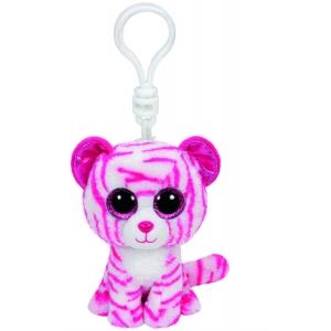 Brelok pluszowy do kluczy tygrys Beanie Boos 8,5 cm