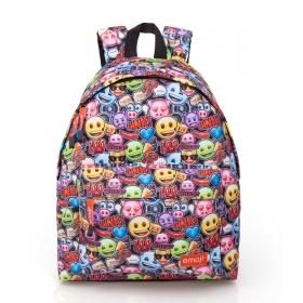 Plecak młodzieżowy Emoji / Emotikony