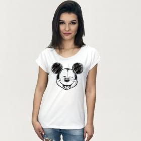 T-shirt młodzieżowy Myszka Mickey r. S/M