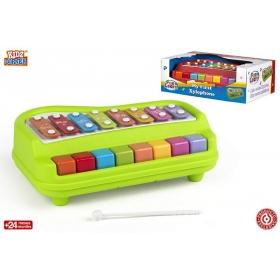 Zabawka muzyczna - ksylofon