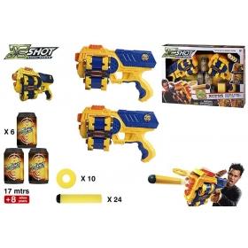 Pistolety X-Shot + akcesoria