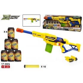 Karabin X-Shot + akcesoria