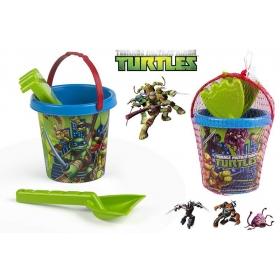 Zabawki do piasku Wojownicze Żółwie Ninja