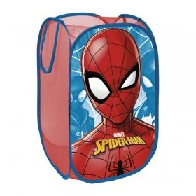 Kosz na zabawki Spiderman