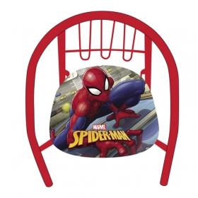 Metalowe krzesełko Spiderman
