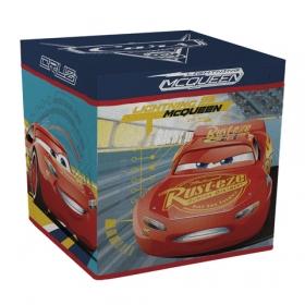 Pudło na zabawki Cars – Auta