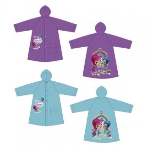 Płaszcz przeciwdeszczowy Shimmer i Shine – 2 wzory
