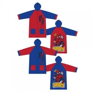 Płaszcz przeciwdeszczowy Spiderman – 2 wzory
