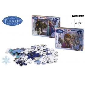 Puzzle Frozen - Kraina Lodu - 60 el.