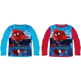 Bluzka długi rękaw Spiderman
