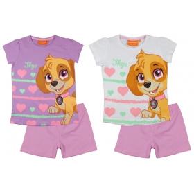Piżama dziewczęca Psi Patrol